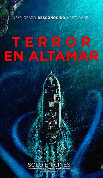 Terror en Altamar