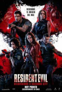 Resident Evil: Bienvenidos a Raccoon City