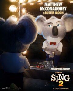 Sing 2, Ven y Canta de Nuevo